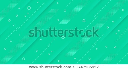 abstract green web background stock photo © rioillustrator