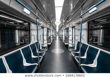 empty subway station Stock photo © Paha_L