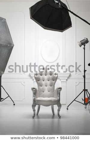 camera in glamour background stock photo © vectomart