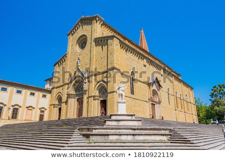 Arezzo cathedral  Stock photo © LianeM