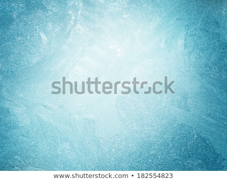 texture of blue ice background Stock photo © vichie81