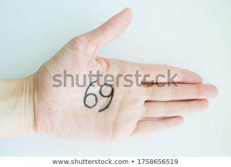 女性 · 手 · 開設 · 光 · ゾディアック - ストックフォト © stevanovicigor