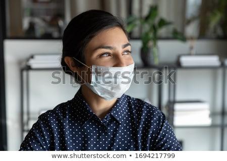 lopen · uit · patiënt · vrouwelijke · verzorger · senior - stockfoto © lightsource