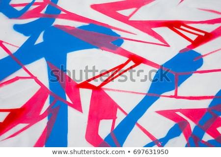 john lennon graffiti wall on kampa island in prague stock photo © stevanovicigor