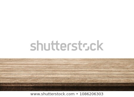 Vacío pantalla madera resumen puesta de sol Foto stock © teerawit