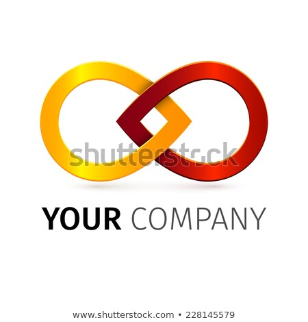 colorido · símbolo · ícone · logotipo · modelo · abstrato - foto stock © netkov1