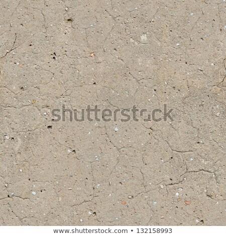 seamless tileable texture of sandstone stock photo © tashatuvango