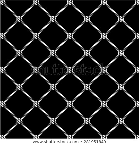 Rope Grid Pattern Stock photo © Lightsource