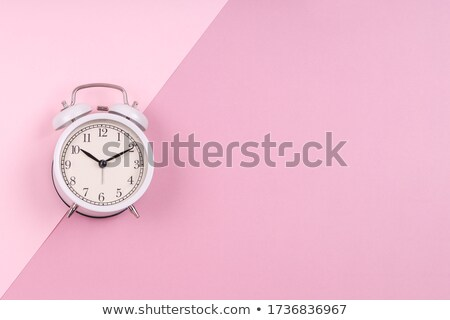 Time to Get Ready Concept Stock photo © ivelin