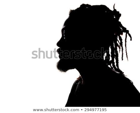 közel-keleti · arab · afroamerikai · férfi · boldog · üzletember · férfiak - stock fotó © zurijeta