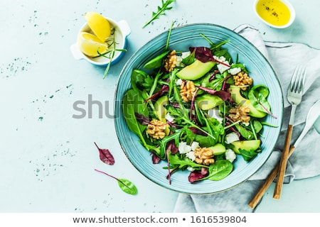 spring salad stock photo © digifoodstock