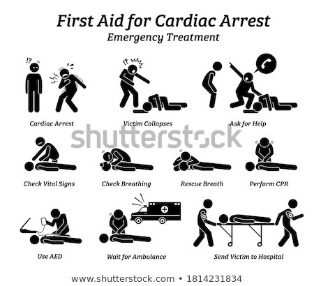 Emergency resuscitation Stock photo © lovleah