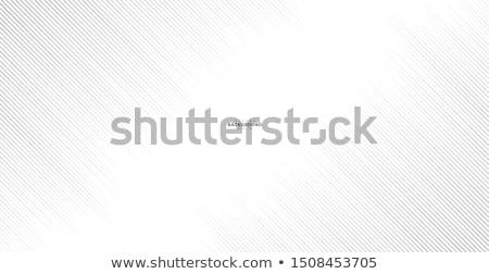 Gray monohrom waves abstract background on white background Stock photo © cosveta