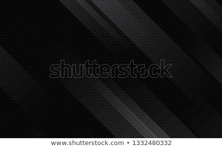 Nero argento abstract diagonale linee vettore Foto d'archivio © kurkalukas