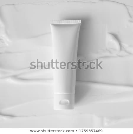 Buis cosmetische geïsoleerd witte lichaam gezondheid Stockfoto © OleksandrO