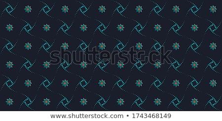 Turkus liniowy tekstury moda tle Zdjęcia stock © almagami