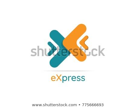 entrega · correio · serviço · logotipo · dinheiro · financiar - foto stock © taufik_al_amin