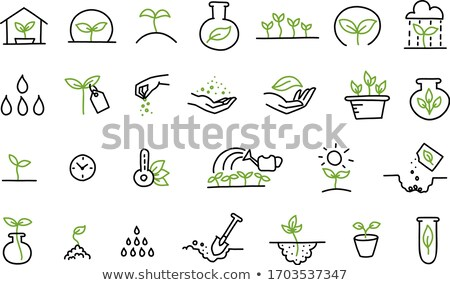 environment protection hand drawn sketch icon stock photo © rastudio