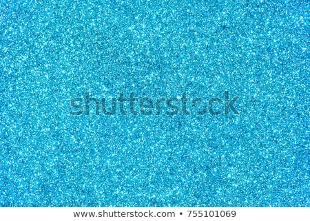 Kék csillámlás textúra karácsony valentin nap makró Stock fotó © Lana_M