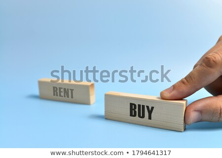 businessman with idea versus question concept stock photo © ra2studio