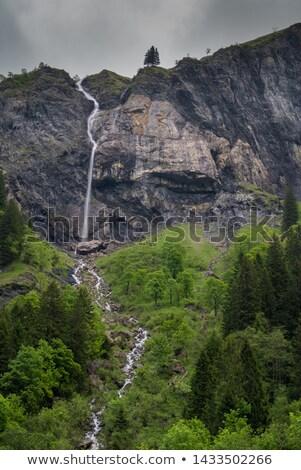 высокий мощный горные Сток-фото © lovleah