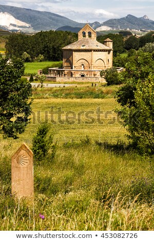 Церкви · святой · дороги · Сантьяго · здании - Сток-фото © phbcz