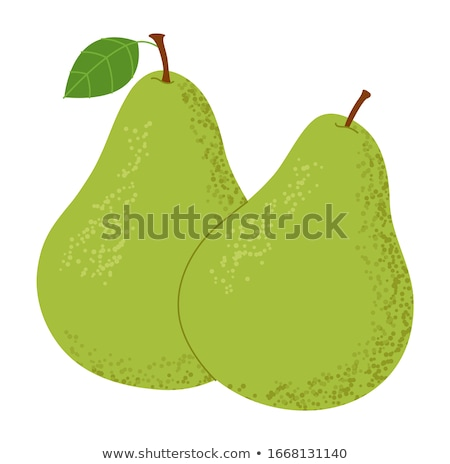 Two pears Stock photo © Zela