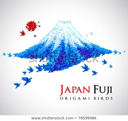 Japan donation banners Stock photo © sahua
