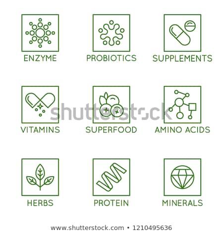 cristal · quartzo · textura · bom · mineral · luz - foto stock © manfredxy