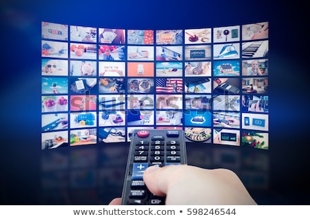 HDTV  television concept Stock photo © dmitry_rukhlenko