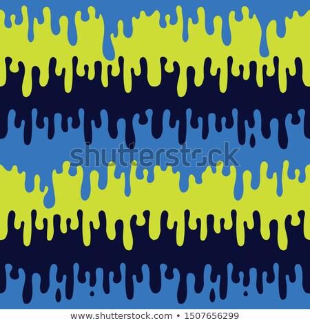 Vector seamless drips  Stock photo © arlatis