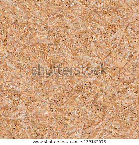 Pressed wooden panel seamless background. Stock photo © Leonardi