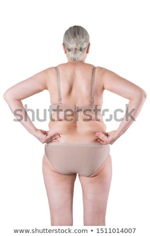 female corrective underwear Stock photo © RuslanOmega