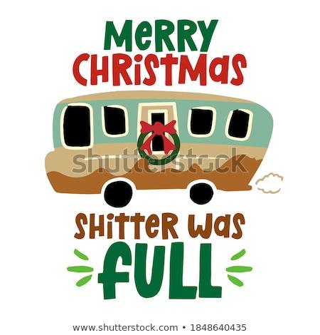 Christmas Vacation Stock photo © Lightsource
