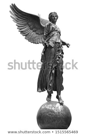 Winged Nike Statue. Stock photo © tuulijumala