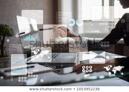 Outsourcing. Business Background. Stock photo © tashatuvango