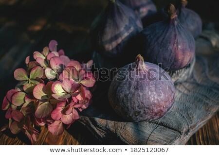 Fruta tropical natureza morta fruto saúde interior cacto Foto stock © phbcz