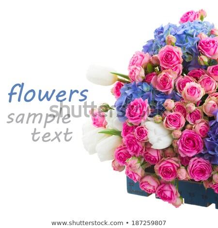 花 · 静物 · 写真 · さびた · 椅子 · イースター - ストックフォト © neirfy