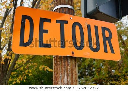 alternate route stock photo © lightsource