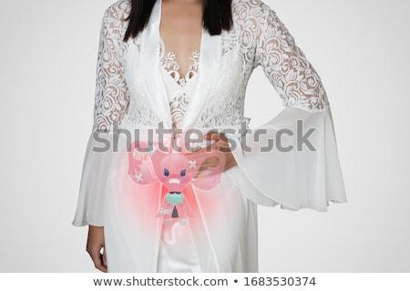 Vaginal Infection Stock photo © barabasa
