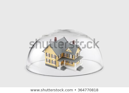 Sphere under glass Stock photo © Lom