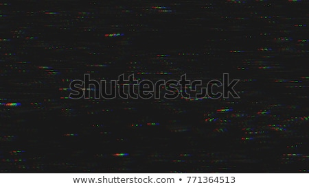 glitch effect background with distortion Stock photo © SArts