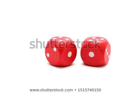 pair of dice stock photo © monkey_business