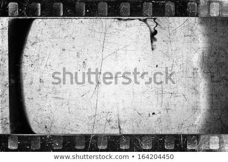 Lövöldözés öreg film klasszikus fotó pompás Stock fotó © Fisher