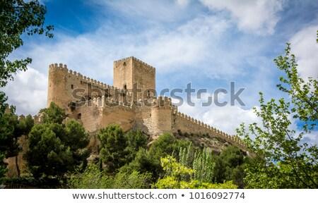 España palacio ayuntamiento castillo piedra Foto stock © smartin69