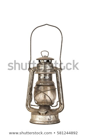 Old paraffine lamp Stock photo © icefront