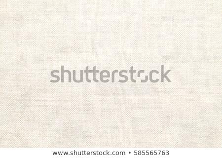 Linen canvas texture background Stock photo © Anneleven