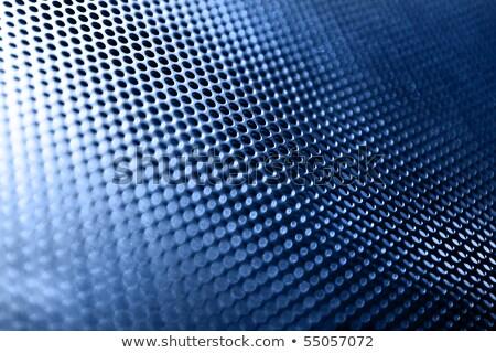 noir · métallique · détaillée · circulaire · design - photo stock © SArts
