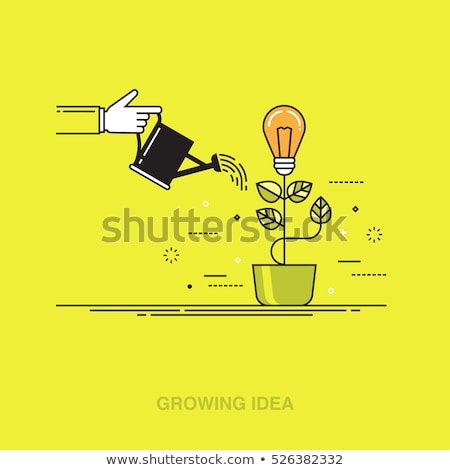Investing in Startup, People and New Project Web Stock photo © robuart