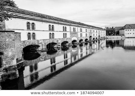 Little dam Stock photo © fxegs